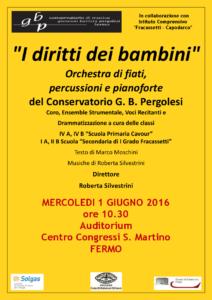 Locandina Spettacolo Silvestrini 2016 (S. Martino-Fermo)